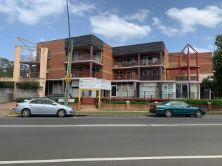 View profile: Right next to Toongabbie Railway Station